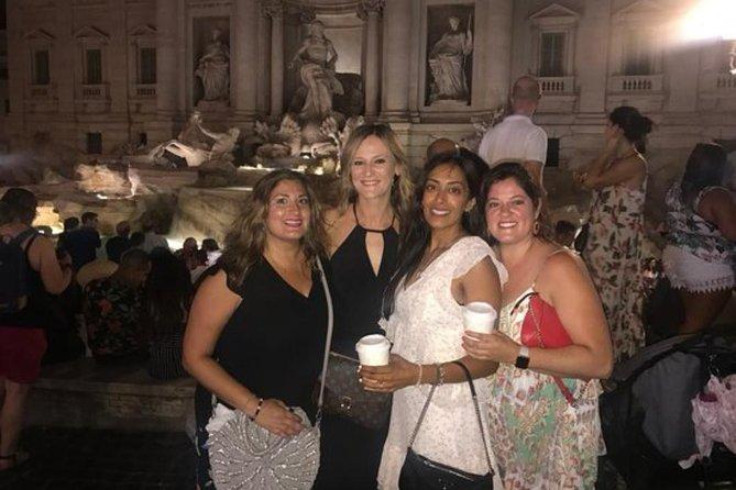 Un tour fantastique de Rome la nuit