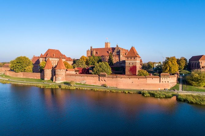 Malbork Castle Tour from Gdansk