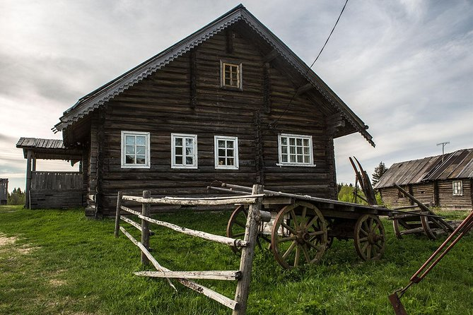 Dive into the History & Culture of Traditional Karelian Village on Private Tour