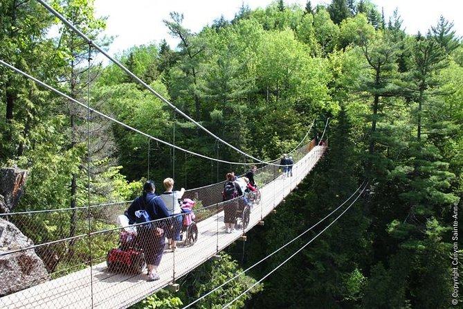 Canyon Sainte-Anne - Admission Ticket
