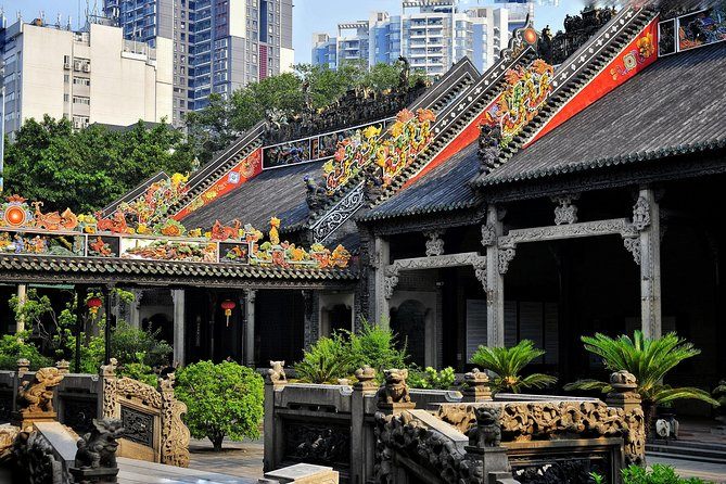 Private Half Day Guangzhou Tour with 9 Options