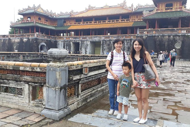 Private Day Trip to Hue Perfume River Imperiel City from Hoi An or Da Nang