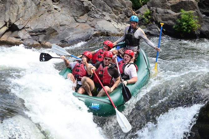 Whitewater Rafting Class III and IV photo 1