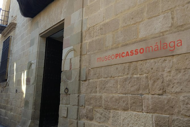 Small Group Picasso Museum with optional foodie Menus