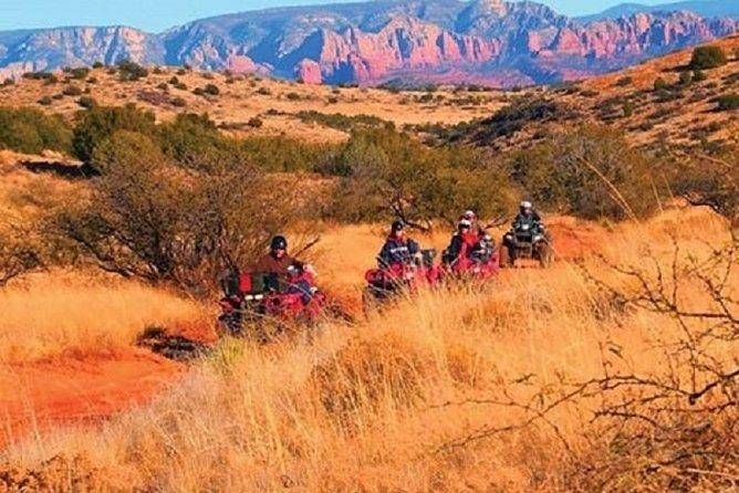 Guided ATV Tour of Western Sedona