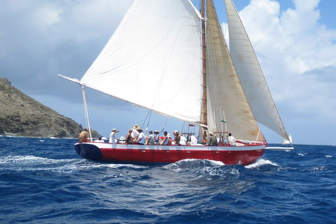 Traditional Sailing Adventure to Anguilla's Prickly Pear Cays