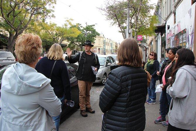Fitzroy True Crime Walking Tour