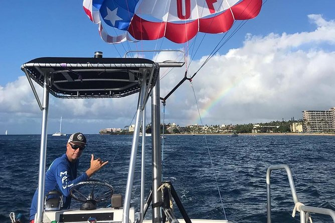 Maui Parasailing Experience from Ka'anapali