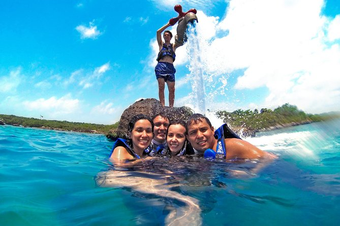 Priority Access: Xel-Há All-Inclusive Day Trip from Cancun
