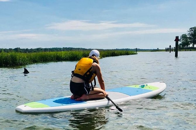 Hilton Head Island Stand Up Paddleboarding Tour photo 6