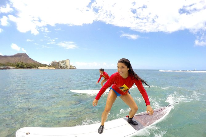 Surfing - Semi-Private Lessons - Waikiki, Oahu