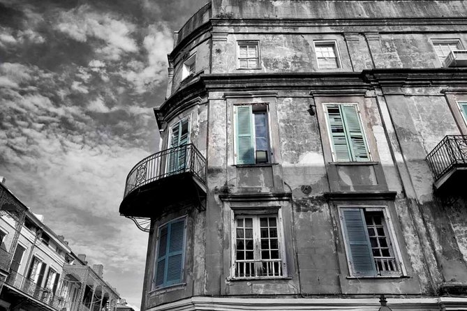 New Orleans Photo Walks: Historical Photography Tours