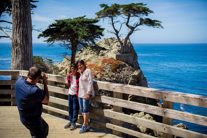 Monterey en Carmel Explorer met optioneel Aquarium