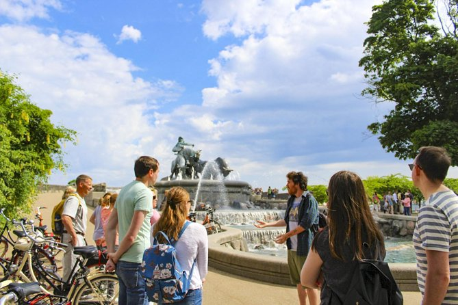 Copenhagen 3-hour City Highlights Bike Tour