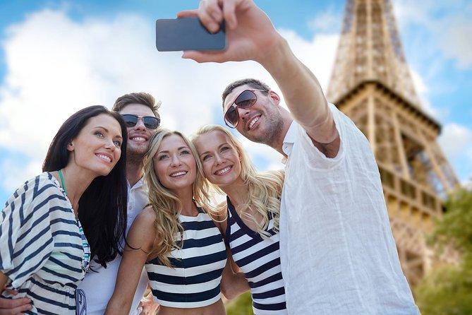 Het beste van Parijs 1 dag: Eiffeltoren, cruise, Louvre en de Notre Dame