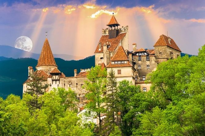 Transylvania and Dracula's Castle Full Day Tour