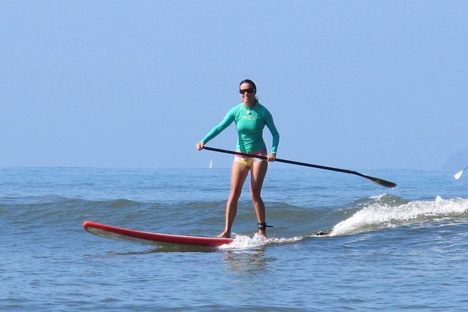 Private Stand Up Paddleboarding (SUP) Class at Kalama Beach in Kihei