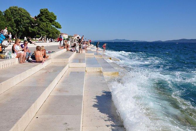Excursão a pé em grupo pequeno em Zadar