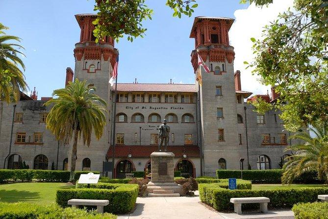 Viagem de 1 dia a Santo Agostinho saindo de Orlando