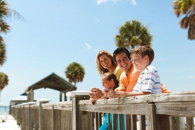 Viagem Diurna a Clearwater Beach partindo de Orlando com Upgrades Opcionais