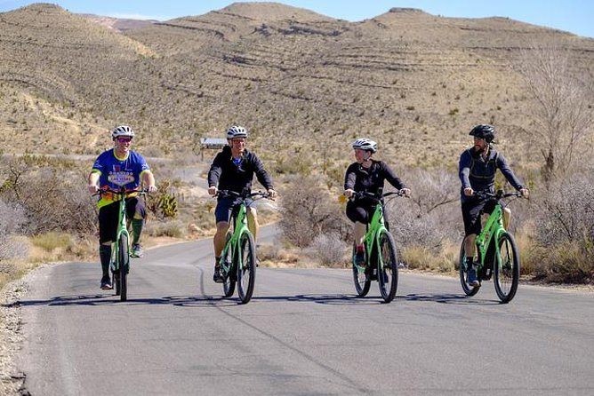 Half-Day Electric Bike Tour of Red Rock Canyon