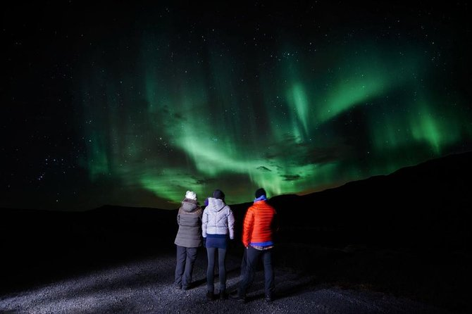 Golden Circle, Secret Lagoon and Northern Lights Day Trip from Reykjavik