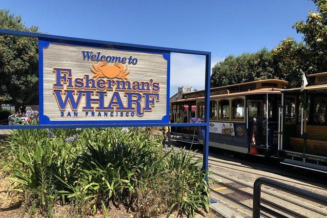 Recorrido a pie por Fisherman's Wharf con opción superior con acceso a Alcatraz
