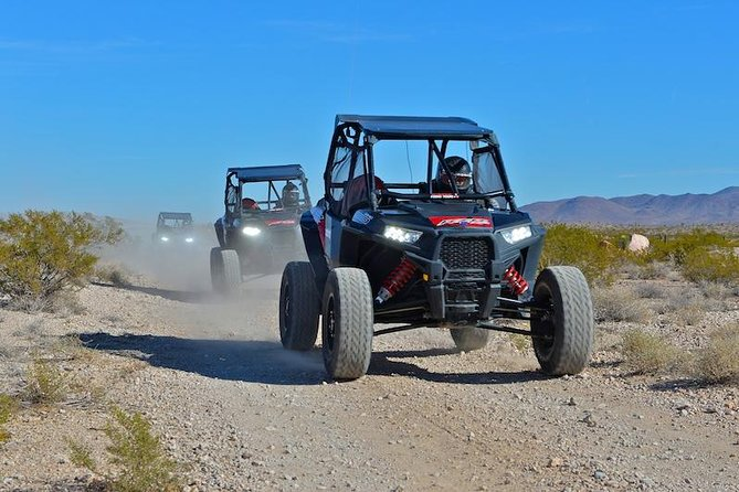 Las Vegas Off Road RZR Tours in Mojave Desert
