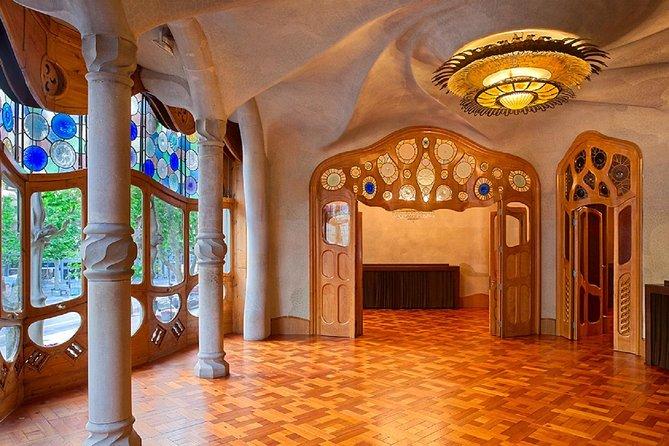 ? Barcelona?s Modernist Houses Private Tour with Casa Batlló & Sagrada Famlia Tickets