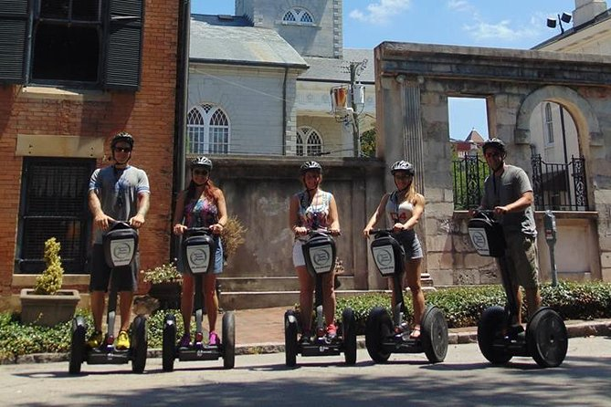 60 minute Segway History Tour of Savannah photo 1