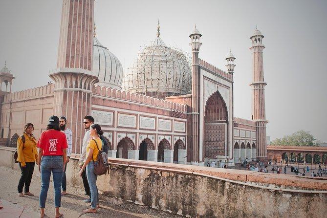 Delhi: wandeltocht 'Middagwandeling door de New York Times' inclusief High Tea