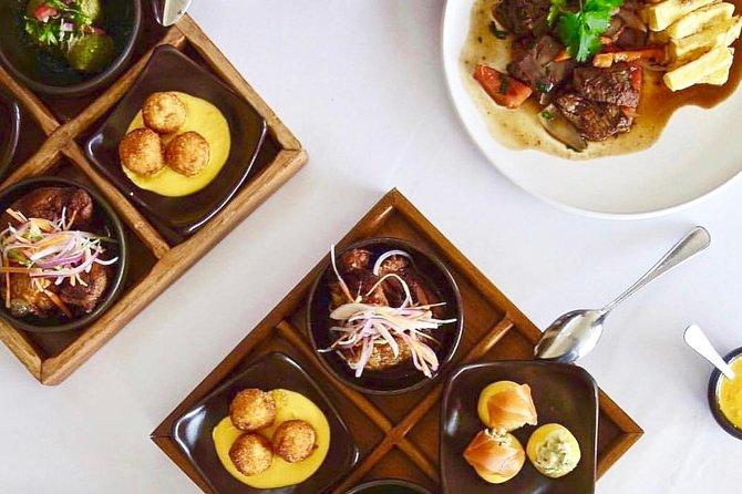 Lima Gourmet Food Tour: Evening Experience
