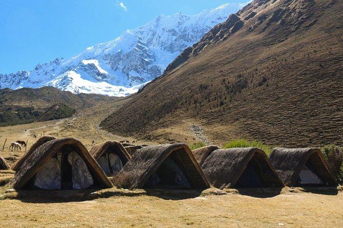 5-Day Salkantay Trail Trekking Tour from Cusco