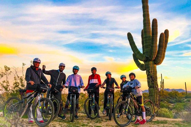 2-Hour Arizona Desert Guided E-Bike Tour