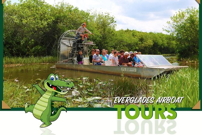 VISIT THE EVERGLADES WITH TRANSPORTATION FROM MIAMI