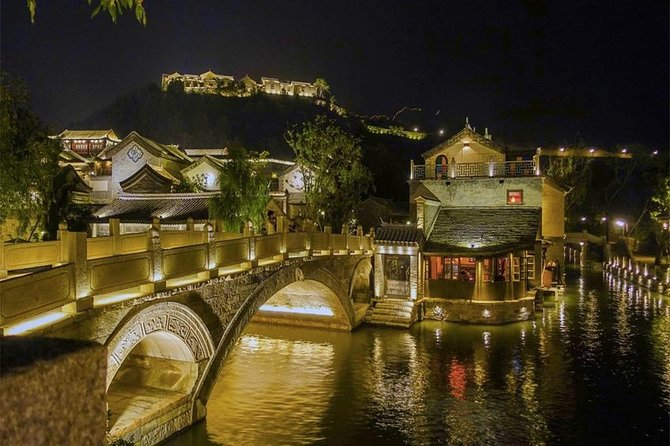 Private Simatai Great Wall and Gubei Water Town Night Tour from Beijing
