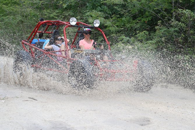 Off-Road Mayan Adventure in Cozumel with Snorkeling and Lunch