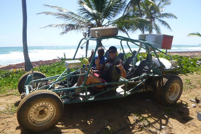 The Original Xtreme Buggy full day adventure! Small groups, VW engine!!