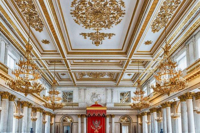 Excursão privada pelo Museu de Hermitage em São Petersburgo
