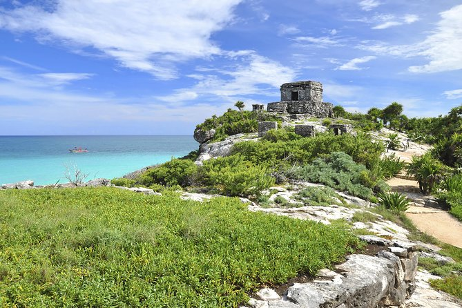 Tulum Ruins Private Full-Day Tour from Cancun