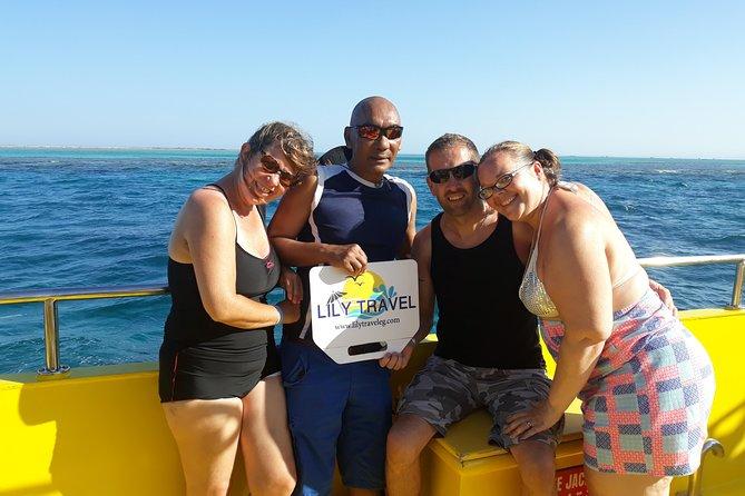 simi submarine in Hurghada