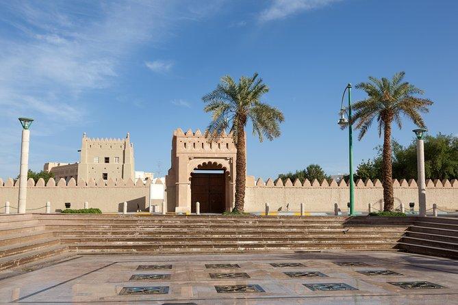 Passeio de um dia em Al Ain saindo de Abu Dhabi com almoço