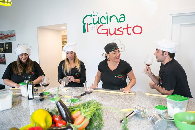 Cooking School by Chef Carmen: Cooking Class in Sorrento