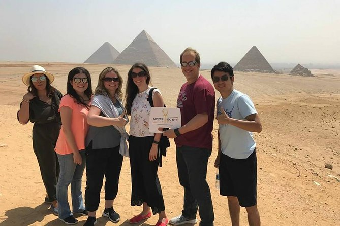 Private Tour Giza Pyramids and Memphis and Saqqara