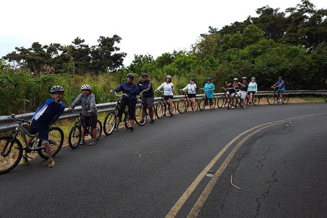 Half Day Oahu Combo Adventure: Bike, Sail and Snorkel