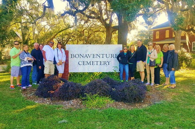 Savannah Bonaventure Cemetery Journey