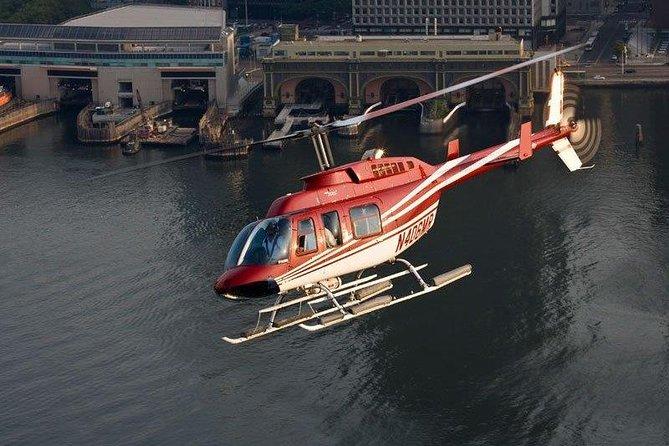Tour de helicóptero em Nova York