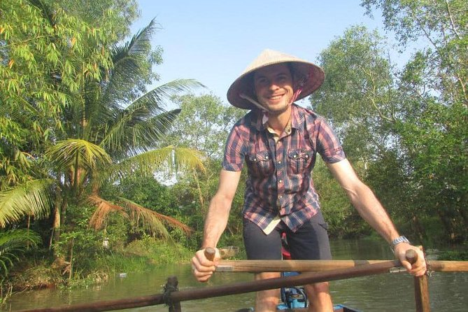 Mekong Delta floating markets private tour, explore countryside and small canals