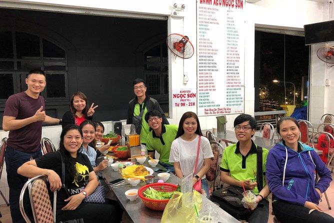 Saigon By Night and Street Food