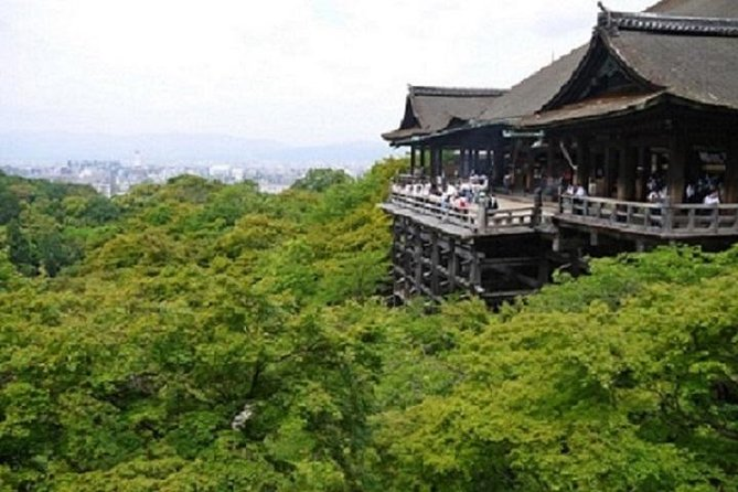 One day tour of the most popular places in Kyoto photo 1
